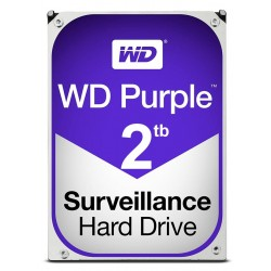 HD2000-PURPLE HARD DISK WD 2TB