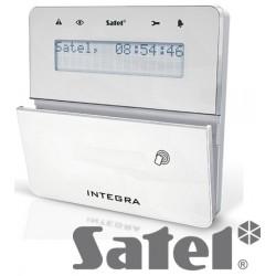 INT-KLFR-WSW TASTIERA LCD CON LETTORE PROXY INTEGRATO BIANCA