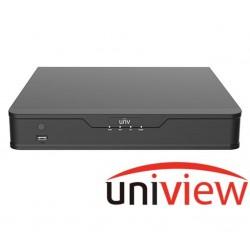 NVR301-08B NVR ULTRA H.265 8 CANALI 4K/6MP/5MP/4MP/1080P